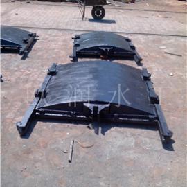 大量现货销售铸铁闸门,尺寸700*700mm铸铁方闸门