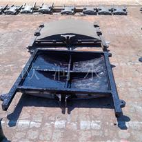 厂家供应铸铁闸门,铸铁方闸门