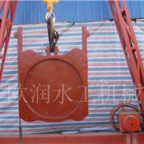 专业制造铸铁闸门,铸铁圆闸门