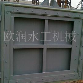 厂家销售碳钢闸门,防腐喷锌钢制闸门,钢闸门