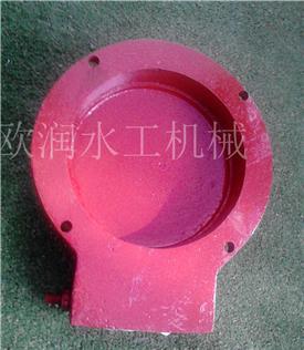 厂家生产销售铸铁圆拍门