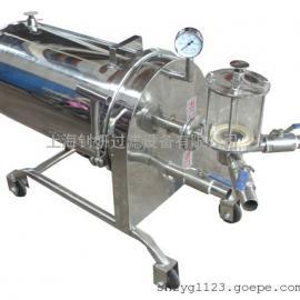 上海钊妍WK系列硅藻土过滤机