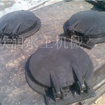 厂家生产销售铸铁拍门,铸铁圆拍门