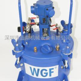 油漆压力桶 山东油漆自动搅拌压力桶 山东劲速油漆压力桶