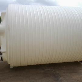西安 20吨原水处理设备 原水罐 塑料水箱厂家送货包安装