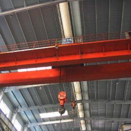 春华优质QD型电动双梁吊钩桥式起重机 微型双梁桥式起重机