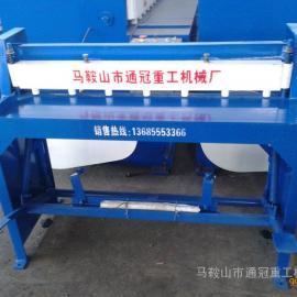 通冠河南Q11-2*1000广告用小型剪板机价格优惠