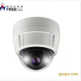 IP摄像机 挂墙式感应红外光报警联动网络监控摄相机楼宇对讲专用