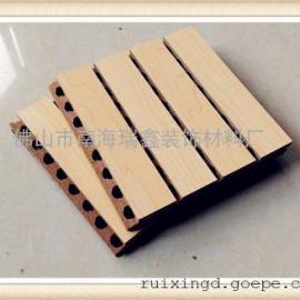防火B1级木质吸音板生产厂家