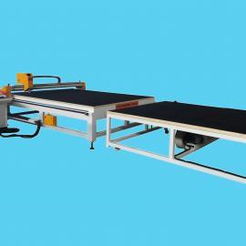 博锐CNC2620拼镜玻璃切割机
