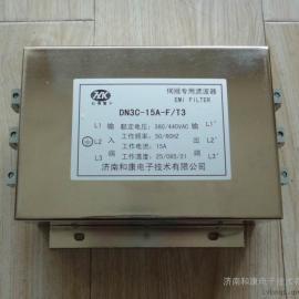 交流伺服专用滤波器 EMC噪声滤波器 端子台接线简单方便