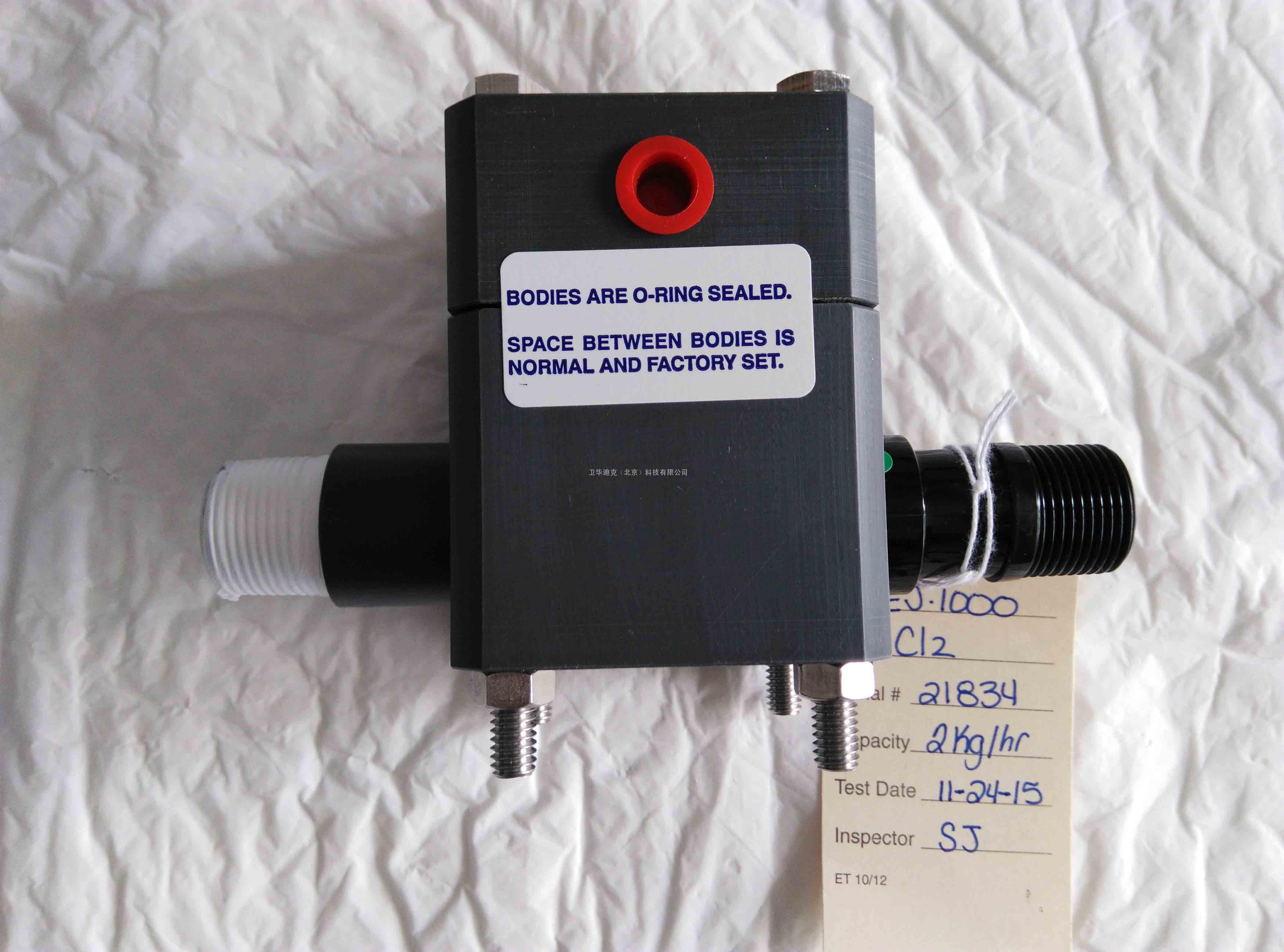 EJ-1000型加氯机用水射器