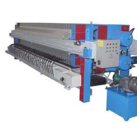 供应高效高压隔膜自动拉板板框压滤机