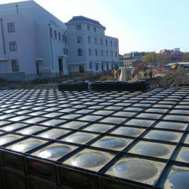 专业定制地埋式不锈钢消防箱泵一体化自动恒压给水设备