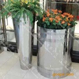 不锈钢花盆(SZHP-159)