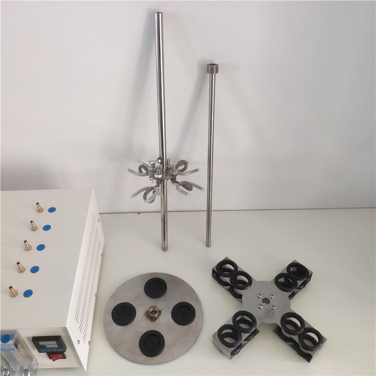 水质硫化物-酸化吹气仪装置 亚甲基蓝分光法/碘量法 尚德仪器