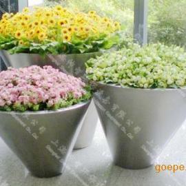 不锈钢花盆(SZHP-252)