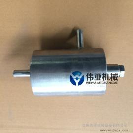 DN100对焊式不锈钢冷凝容器,YZF1-6隔离容器