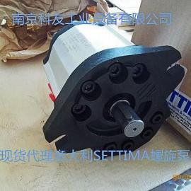 注塑机伺服油泵GR552V075CCFSAEBAC螺旋泵