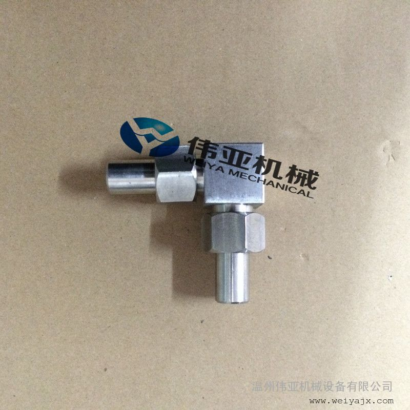 不锈钢焊接式弯头,对焊式弯通管接头,对焊活接式直角接头图片