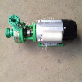 污水泵、循环泵FS-106耐腐蚀塑料离心泵