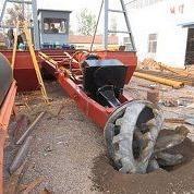 专业挖泥机械,绞吸式挖泥船设备,绞吸式挖泥船