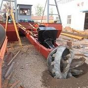 高品质绞吸式抽沙船
