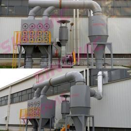 SINOVAC家具厂PV中央集尘系统
