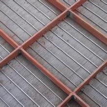 厂家专业定做镀锌矿用筛网 不锈钢条缝筛 筛缝梯形矿筛网