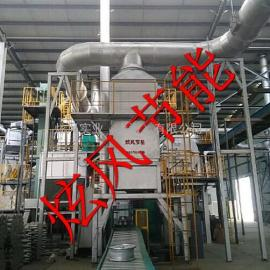 炫风节能RGZFQ-X-X型铝熔炼炉余热锅炉
