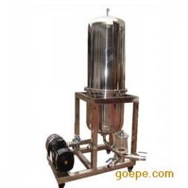硅藻土过滤器/药厂/酒水专用