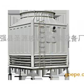 玻璃�方形冷�s塔 可加工定制DFNGP-100 低�亟捣叫文媪魇嚼�s塔