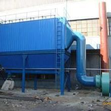 PPC气箱脉冲除尘器 气箱式脉冲布袋除尘器96-8