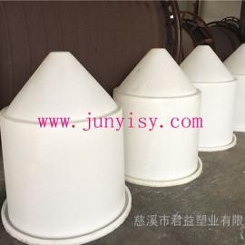 鱼苗养殖孵化桶 500升养殖塑料桶 孵化塑料桶