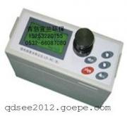 采用激光光源的粉尘浓度检测仪