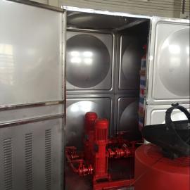 南京W1.5/0.3-30HDXBF12箱泵一体化