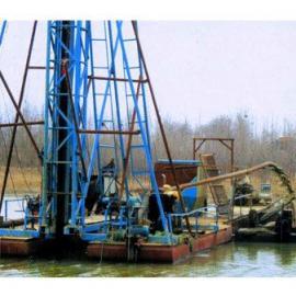 钻探式抽沙船,钻泵船,钻棒船,钻探船,大型抽沙船