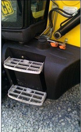 开发滚塑油箱 定做机械油箱