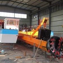 绞吸式清淤船,绞吸式挖泥船,绞吸式抽沙船
