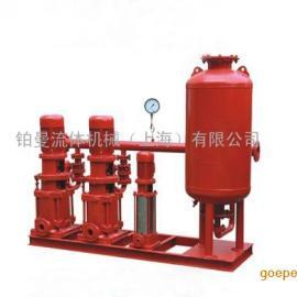 山东生产销售消防气压稳压变频供水设备