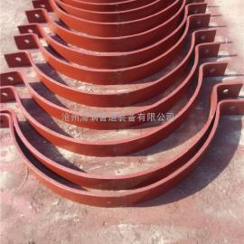 常年销售各种双孔管夹D2/D3双孔管夹厂家直销