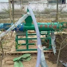 若成厂家低价出售鸡粪脱水机、鸡粪猪粪固液分离机不锈钢材质