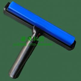 矽胶除尘滚轮/硅胶滚筒/手动粘尘滚筒(4英寸)10CM