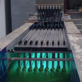生活污水处理专用紫外线消毒/明渠式紫外线消毒器/二次供水