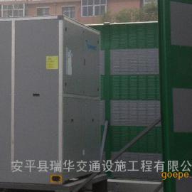中央空调隔音墙-空调隔声屏障-空调风机声屏障