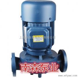 ISG25-125A管道离心泵