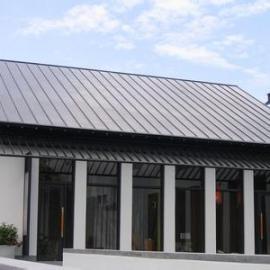 YX25-430铝镁锰直立锁边屋面板