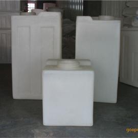 80L方形加药箱/80L方形加药罐/80L方形加药桶耐酸碱