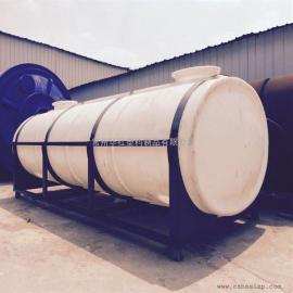 辛集10吨耐腐蚀PE化粪池10立方酒店污水沉淀池环保化粪池