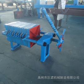 320型压滤设备-铸铁过滤机